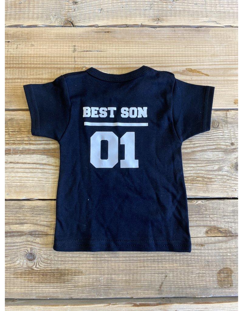 UMustHave Sale shirt kind | 50/56 | best son 01 zwart