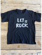 BrandLux Sale shirt kind | 116 | let it rock zwart