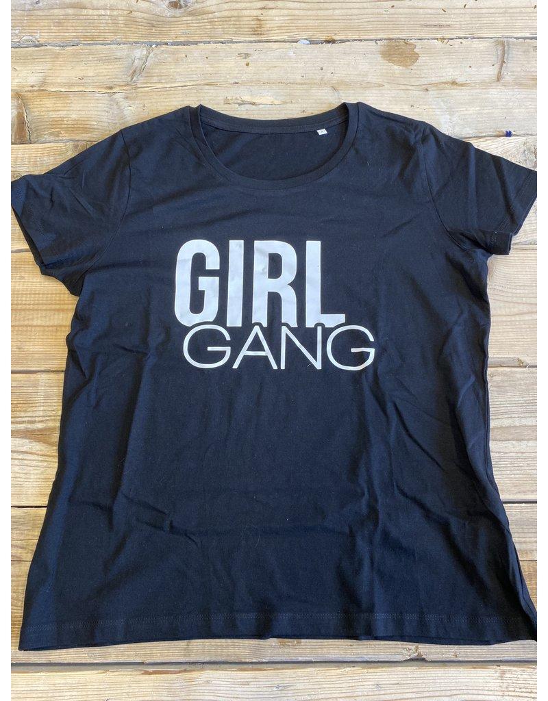 UMustHave Sale shirt | L | girl gang zwart