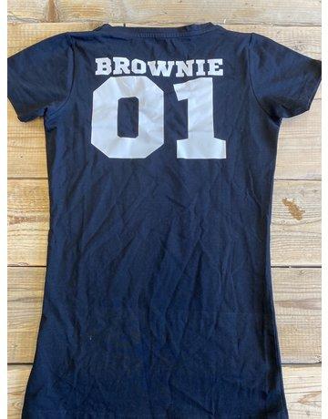 UMustHave Sale shirt | M | Brownie 01 zwart