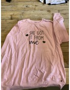 UMustHave Sale sweater | XL | she got it from me roze