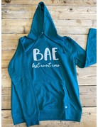 UMustHave Sale hoodie | L | BAE best aunt ever turquoise