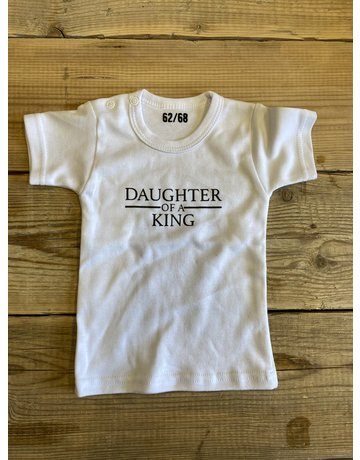 UMustHave Sale shirt kind |62/68 | daughter of a king wit