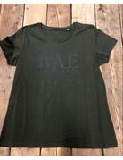 UMustHave Sale shirt | 2XL | BAE best aunt ever groen