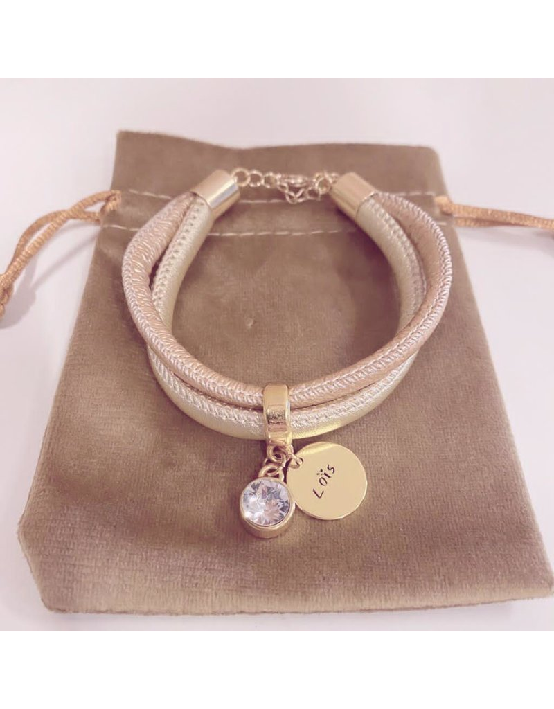 UMustHave Armband | Gold goldie