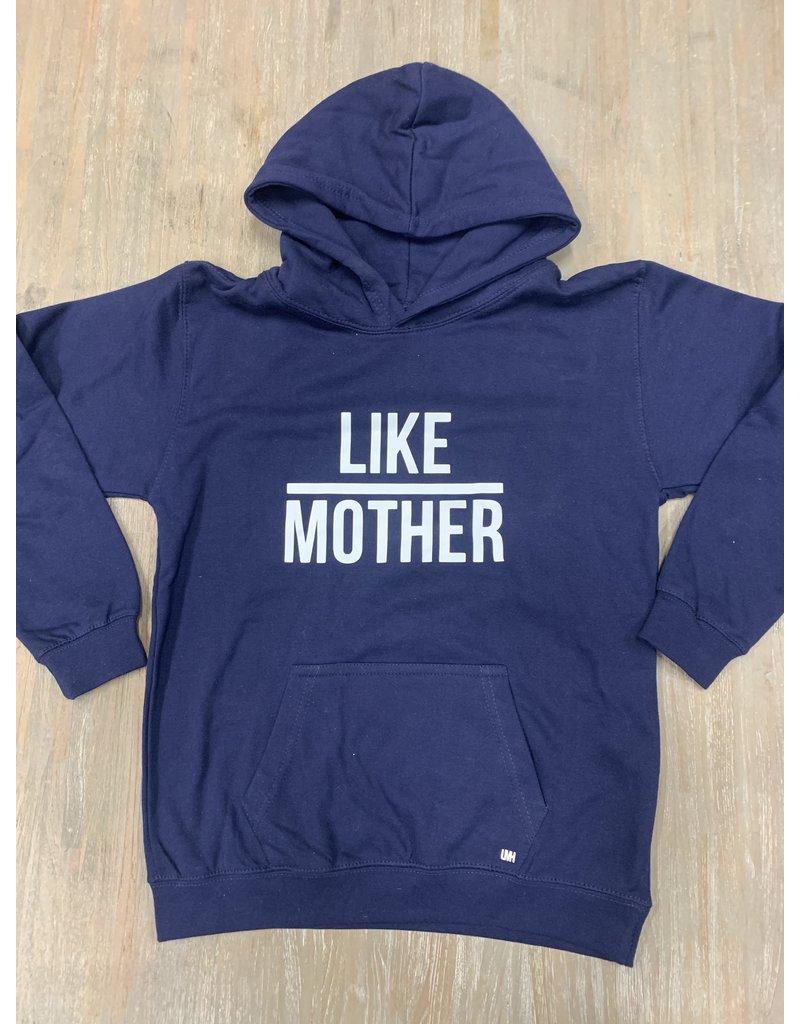UMustHave Sale hoodie kind   12/13 jaar   Like Mother blauw