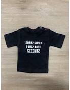 UMustHave Sale shirt kind | 50/56 | Sorry Girls zwart