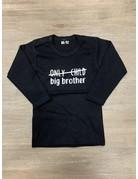 UMustHave Sale shirt kind   86/92   Big Brother zwart
