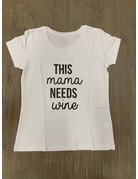 UMustHave Sale shirt | M | This Mama Needs Wine wit