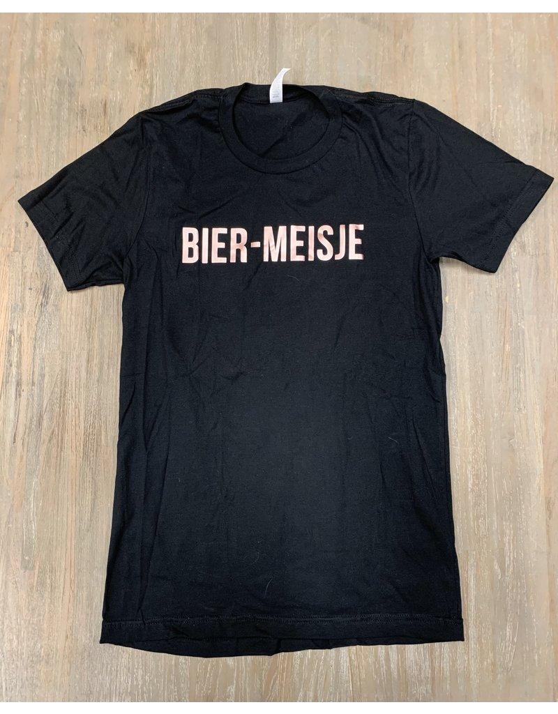 UMustHave Sale shirt   M   Bier-meisje zwart