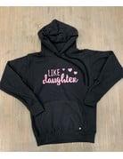 UMustHave Sale hoodie | S | Like Daughter zwart