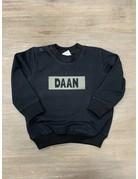 UMustHave Sale Sweater kind | 74/80 | Daan zwart