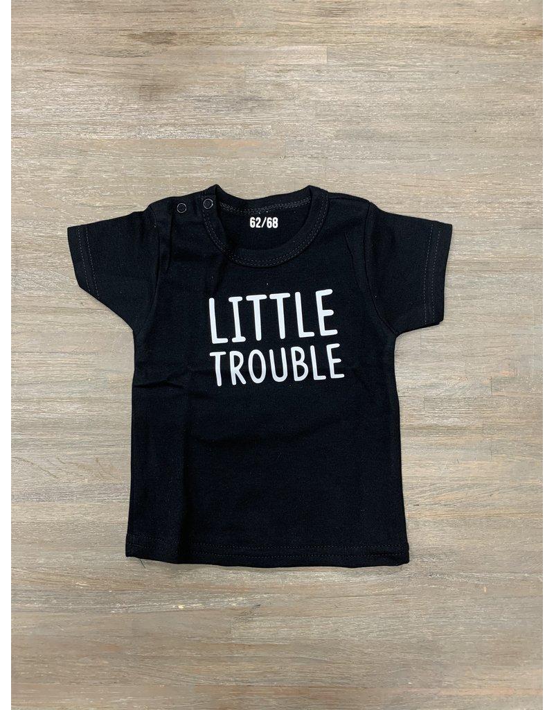 UMustHave Sale shirt kind | 62/68 | Little Trouble zwart
