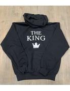 UMustHave Sale hoodie | M | The king zwart