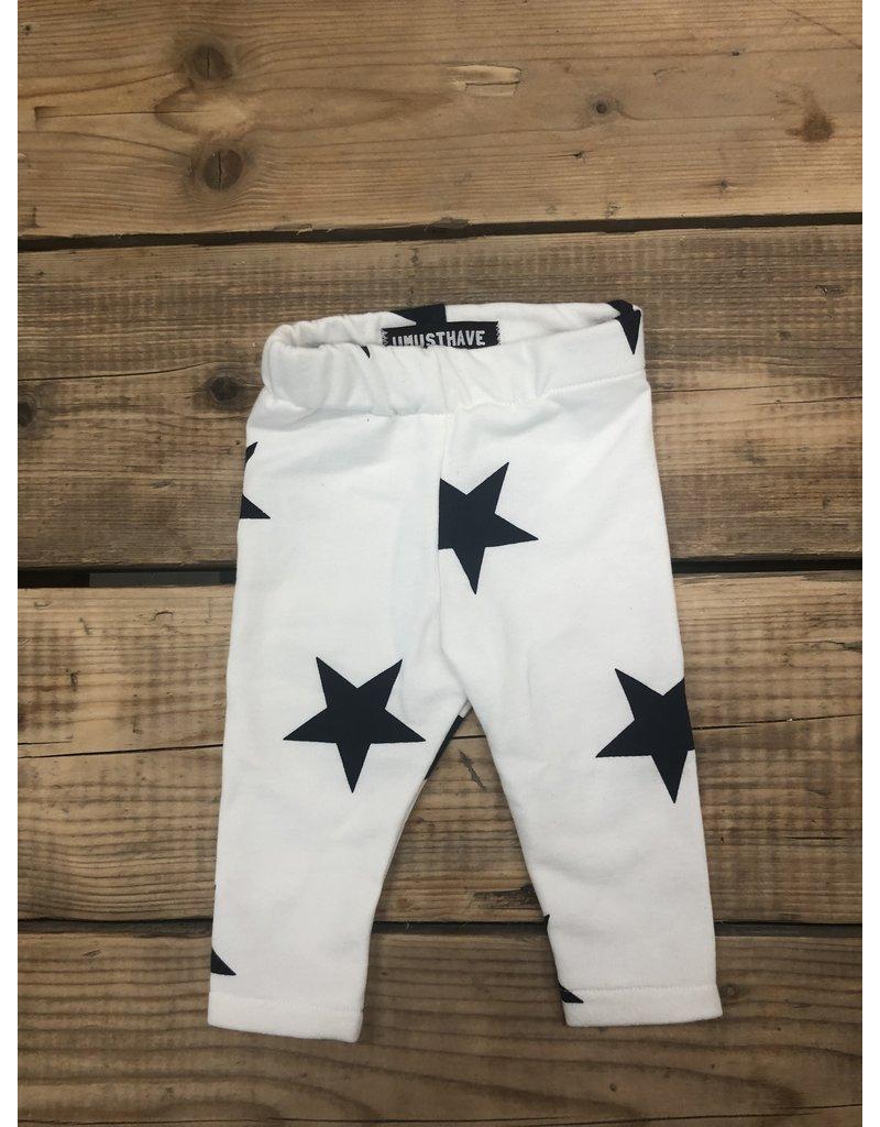 UMustHave Sale legging kind | 50-56 | Blue Star