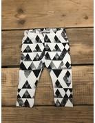 UMustHave Sale legging kind | 50-56 | Ruit zwart/wit