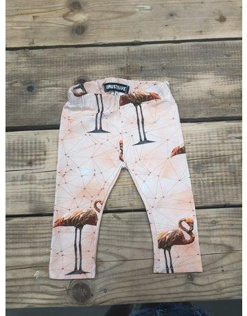 UMustHave Sale legging kind   62-68   Pink Flamingo