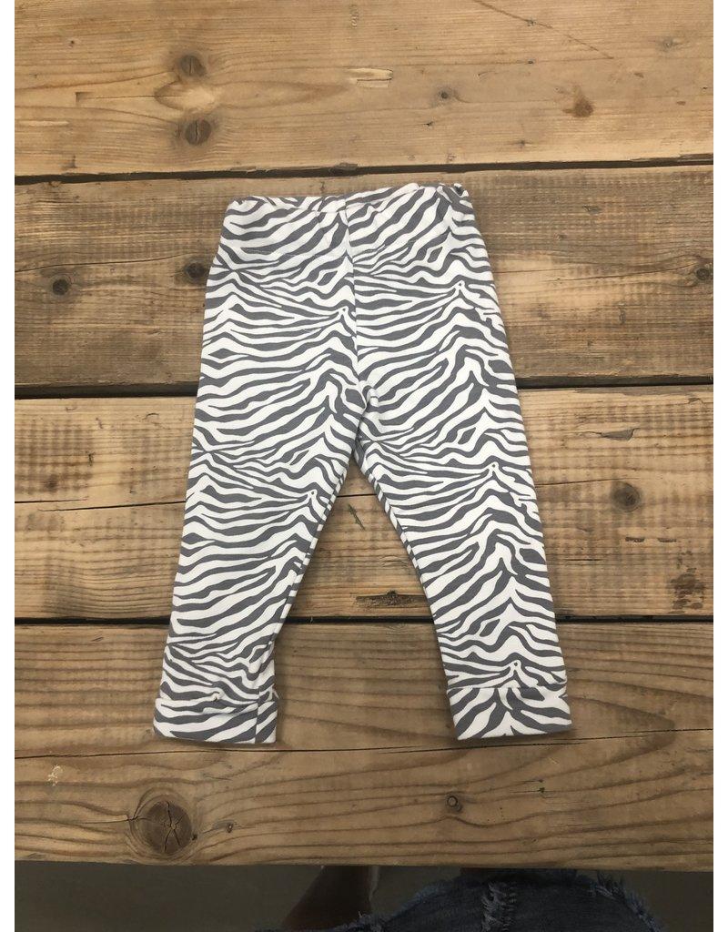 UMustHave Sale legging kind   62-68   Grey Zebra