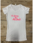 UMustHave SALE SHIRT | S | I'LL BRING THE ALCOHOL!