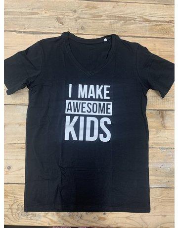 UMustHave SALE SHIRT | L | I MAKE AWESOME KIDS