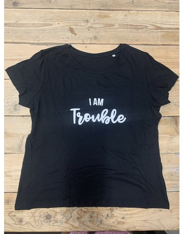 UMustHave SALE SHIRT | 2XL | I AM TROUBLE