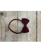 UMustHave SALE HAARBAND KIND | ONE SIZE | BORDEAUX
