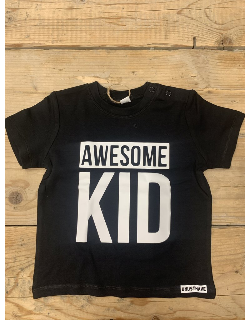 UMustHave SALE SHIRT KIND   12/18 MONTHS   AWESOME KID