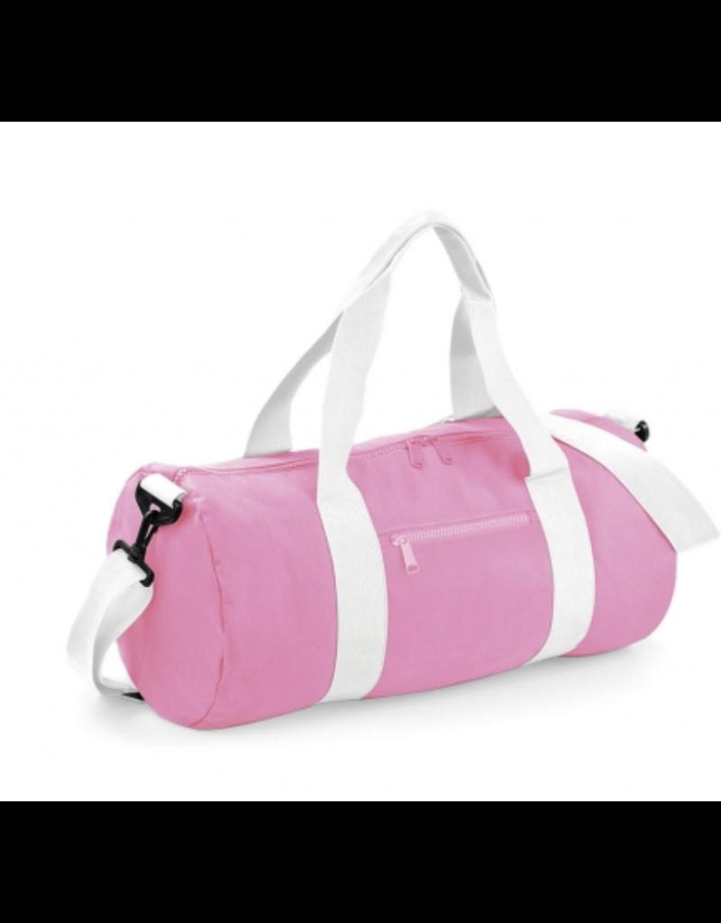 Bag Base Original Barrel Bag lichtroze