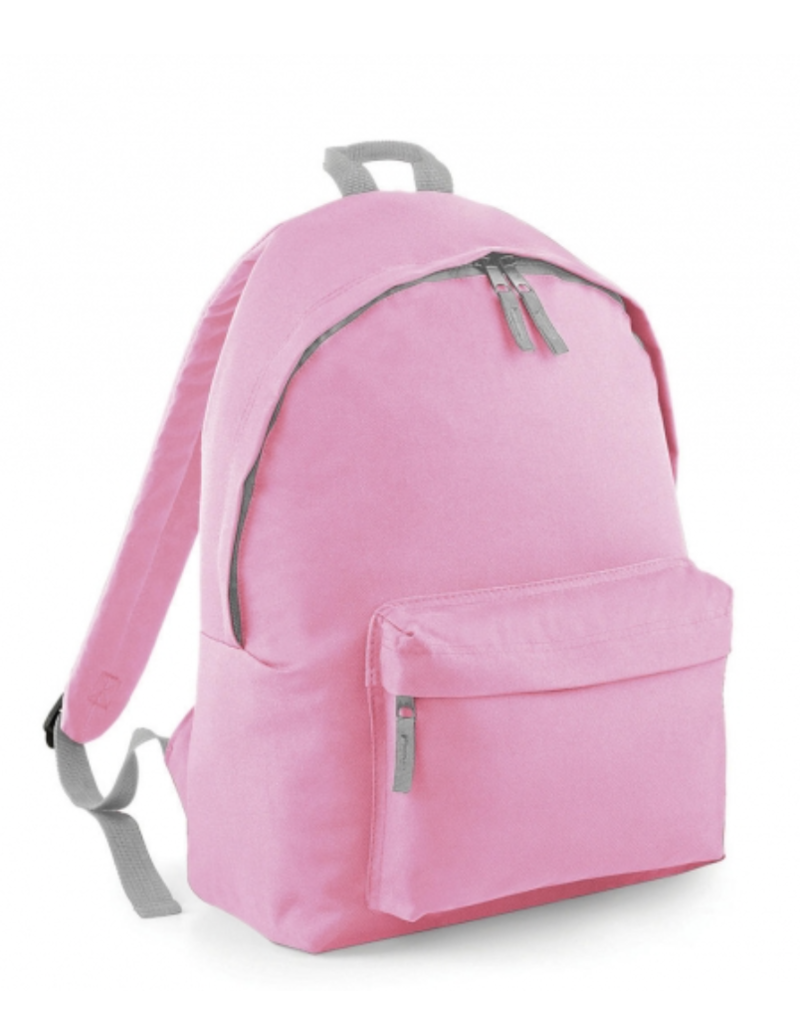 Bag Base Kinderrugtas lichtroze