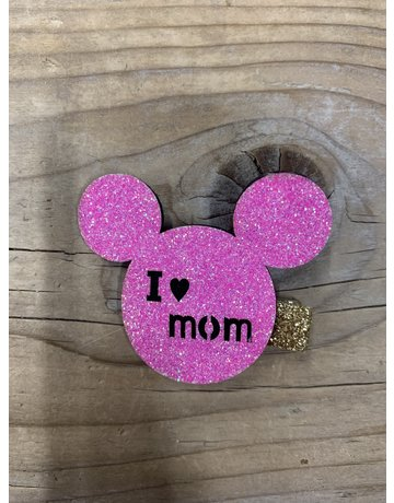 UMustHave SALE HAARSPELD KIND | MINI MOUSE ROZE | ONE SIZE