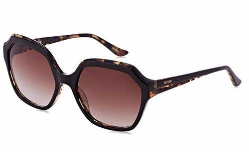 MOSCHINO Moschino dames zonnebril donker/tortoise