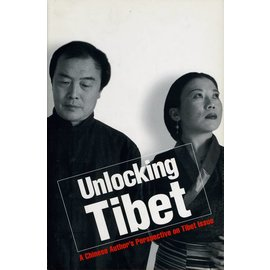 Garuda Verlag Unlocking Tibet: A Chinese Authors Perspective on Tibet Issue, by Tsering Woeser and  Wang Lixiong