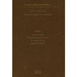 Indus Verlag Edition, Editions: L'écrit au Tibet, évolution et devenir. Ed. par Anne Chayet, Cristina Scherrer-Schaub, Fracoise Robin et Jean-Luc Achard
