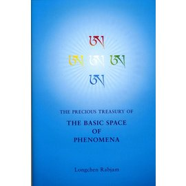 Padma Publishing The Precious Treasury of the Basic Space of Phenomena, by Longchen Rabjam
