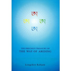 Padma Publishing The Precious Treasury of The Way of Abiding, by Longchen Rabjam