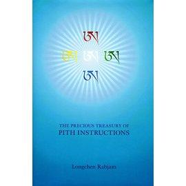 Padma Publishing The Precious Treasury of Pith Instructions