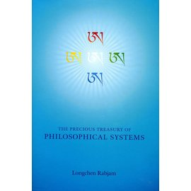 Padma Publishing The Precious Treasury of Philosophical Systems, by Longchen Rabjam