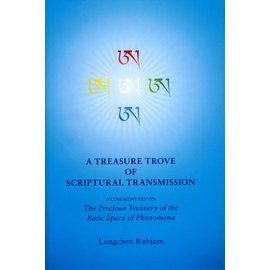 Padma Publishing The Precious Treasure of Scriptural Transmission, by Longchen Rabjam