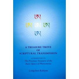 Padma Publishing The Treasure Trove of Scriptural Transmission, by Longchen Rabjam