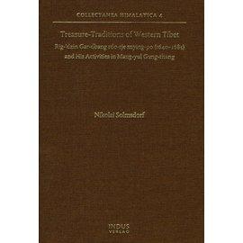 Indus Verlag Treasure-Traditions of Western Tibet, by Nikolai Solmsdorf