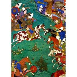 Prestel-Verlag Das Buch der Könige - Das Schahname des Schah Tahmasp - Miniaturen im Beistz des Metropolitan Museums in New York