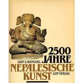 List Verlag 2500 Jahre nepalesische Kunst von Lain S. Bangdel