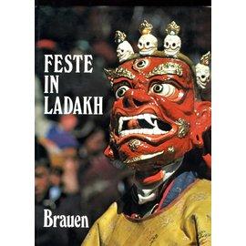 Akademische Druck- u. Verlagsgesellschaft Feste in Ladakh - von Martin Brauen