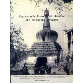 Vajra Publications Studies on the History and Literature of Tibet and the Himalaya - Edited by Roberto Vitali
