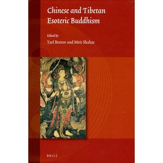 Brill Chinese and Tibetan Esoteric Buddhism - Edited by Yael Bentor and Meir Shahar
