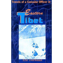 Pilgrims Publishing Travels of a Consular Officer in Eastern Tibet - by Eric Teichmann