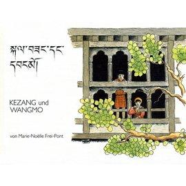 Helvetas Kezang und Wangmo - von Marie-Noelle Frei-Pont