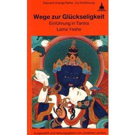 Diamant Wege zur Glückseligkeit - Einführung in Tantra von Lama Yeshe