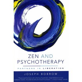 W.W.Norton Zen and Psychotherapie - Partners in Liberation - by Joseph Bobrow