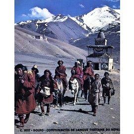 Editions du Centre National de la Recherche Scientifique Dolpo - Communautés de langue Tibétaie du Népal - par C. Jest